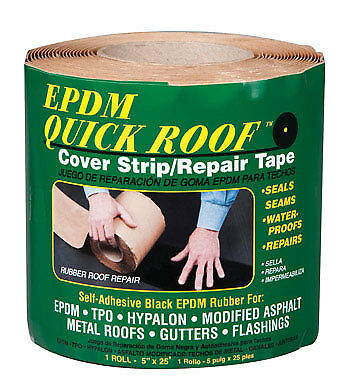 """Roof Cover Strip 5""""x25'"""