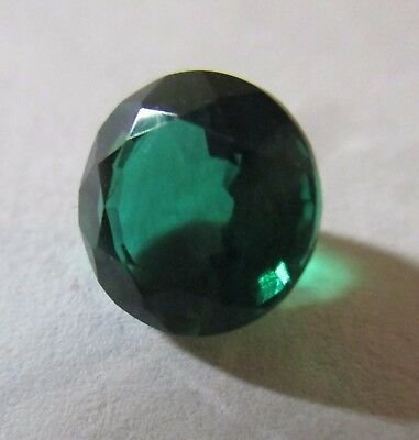 EMERALD BERYL HYDROTHERMAL SYNTHETIC SUPERB 1.15Ct  MF9214