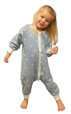 Baby Sleeping Bag with Feet 1.0 tog super soft cotton