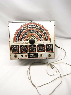 Vintage  Signal Generator A-200  Approved Electronic Instrument MOVIE PLAY PROP