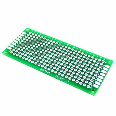 3x7cm Double Sided Prototype PCB Bread board Tinned Universal UK Seller