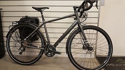25c99ffc925 CANNONDALE TOURING ULTIMATE 700c 2017 size 56cm Ultegra brand new ...