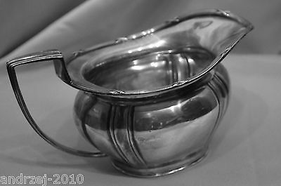 Sugar Bowl Silver Tone James Deakin & Sons , Perfect Collectibles Condition