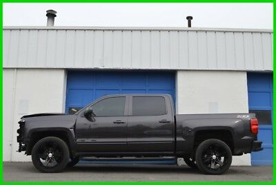 2016 Chevrolet Silverado 1500 2LT Repairable Rebuildable Salvage Lot Drives Great Project Builder Fixer Easy Fix