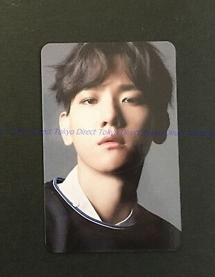 EXO COUNTDOWN BAEKHYUN Photo Card Onry JAPAN Limited F/S Trading cards