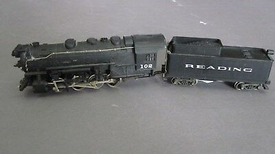 AHM Rivarossi Steam Switcher 0-8-0 - Reading Railroad - HO Scale