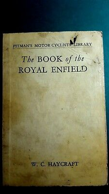 Pitmans  The Book Of the Royal Enfield