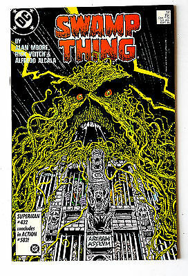 Swamp Thing #52 (1986 DC) VF