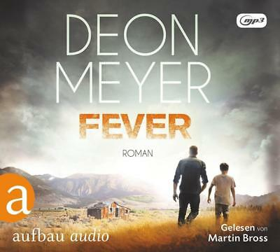 Fever, 5 MP3-CDs 5 Audio-CD(s) Aufbau audio