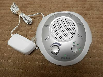 HoMedics Sound Spa Relax Machine. White Noise Nature Peace Therapy Sleep Night