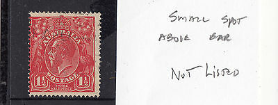 """1914-24 11/2d George V """"Variety as per scan"""" Used...."""