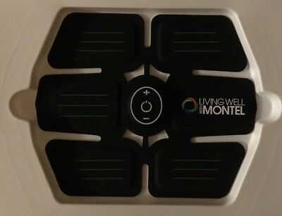Living Well with Montel Targeted Abdominal Muscle Toner