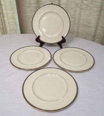 """Royal Doulton H 5136 Olympia 10 5/8"""" Dinner Plates - Set Of 4"""