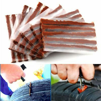 10pcs Tire Plug Strip Recovery Seal Tire Repair Tools Tool Puncture