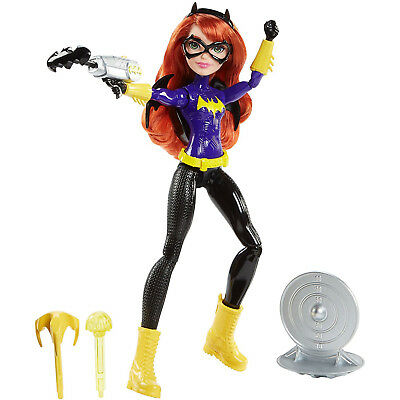 Batgirl Collectible Figure DC Super Hero Comics Girls Action Ready Look Doll Toy