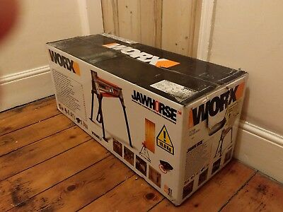Worx Jawhorse WX060.1 Hands Free Clamping and Portable Workstation