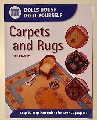 Dolls House DO-IT-Yourself Carpets and Rugs - Sue Hawkins
