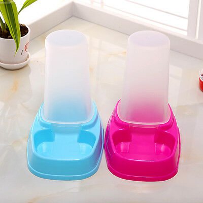 Pet Portion Control Dog Cat Automatic Feeder Dispenser Meal Tray Water Foo Uylj