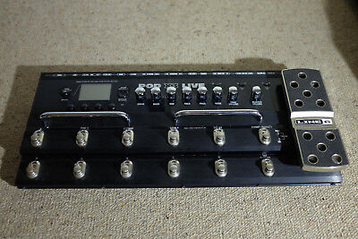 Line 6 POD X3 Multi-effects pedal in exellent condition