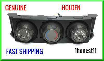 Commodore Vy - Vz Heater Ac Fan Controls 10/02-09/07