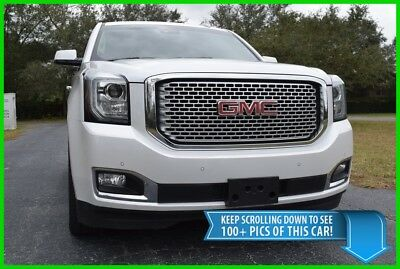 2016 GMC Yukon DENALI LUXURY SUV - HEAVILY OPTIONED - BEST DEAL ON EBAY! GMC YUKON DENALI - FULLY LOADED UP LUXURY SUV - XL WHOLESALE PRICE