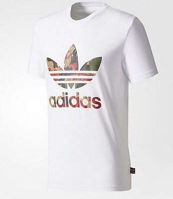 4c130c289ec93 Adidas Originals Pharrell Williams Hu Hiking trefoil Tee tshirt camouflage  mens