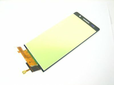 White~Full Touch Digitizer Screen LCD Display for Huawei Ascend P6