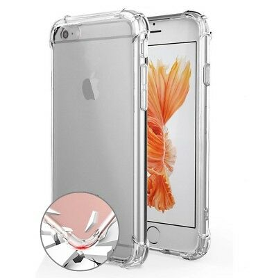 Funda para iPhone 6 (4.7'') antigolpes Transparente 100% reforzada