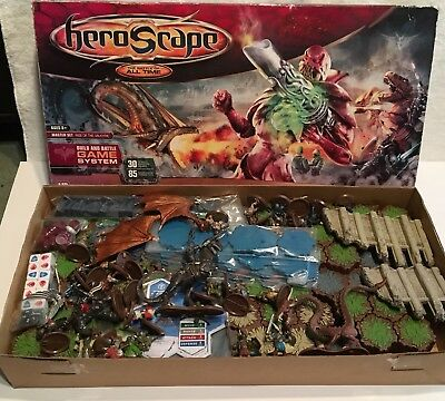 Heroscape - Master Set: Rise of the Valkyrie (Complete Master Set with Box)