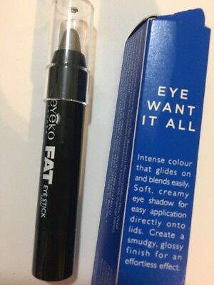 Eyeko Fat Eye Stick color and gloss in Satin 0.14 ounce travel size lot of 2