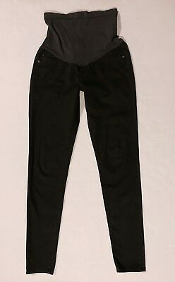 AG Adriano Goldschmied Collection Maternity Skinny Sateen Jeans pant Size 28R