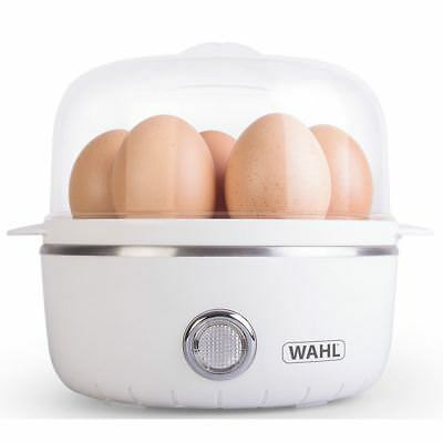 Wahl ZX945 Non Stick Electric Egg Boiler and Poacher Cooker Maker Eggs Boil New