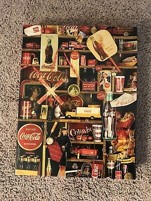 "Coca-Cola Jigsaw Puzzle 500 pieces 18 x 23 1/2 inches ""Coke is it!"""