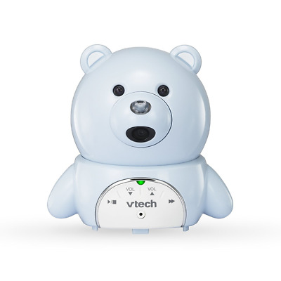 VTech VM306-15 Blue Bear Accessory Video Camera Only for Select VTech Series Bab