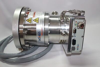 60% OFF ALCATEL ADIXEN ATH 500M TURBOPUMP With hose FREE SHIPPING