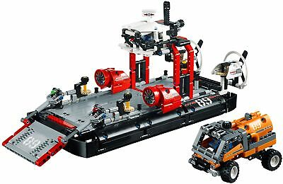 LEGO® Technic Hovercraft Set, With 2 large, Spinning Rear Fans, Raisable Ramp