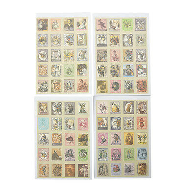 80pcs Korean Diary Deco Planner Notebook Schedule DIY Stamp Sticker Scrapb Ullm