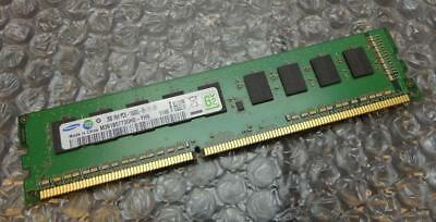 2GB Samsung M391B5773DH0-YH9 PC3L-10600E DDR3 1Rx8 Unbuffered ECC Server Memory