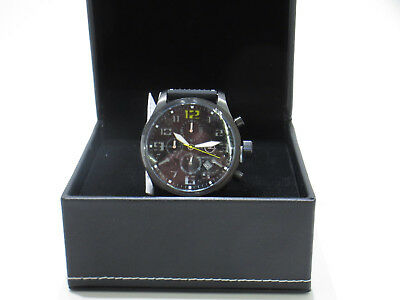 Uhr Chronograph Opel Brand Collection in Geschenkverpackung 11184
