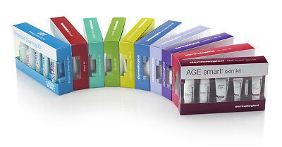 Dermalogica skin gift packs/kits Age Smart, Normal/Oily, Oily & Travel essential