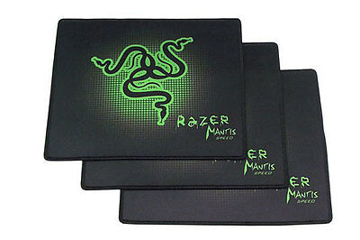 Game Gaming Mauspad Mousepad schwarz - Mouse Maus Pad 250*210mmA+