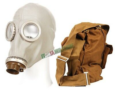 Maschera Antigas Militare Originale Russa GP5 Anti Gas