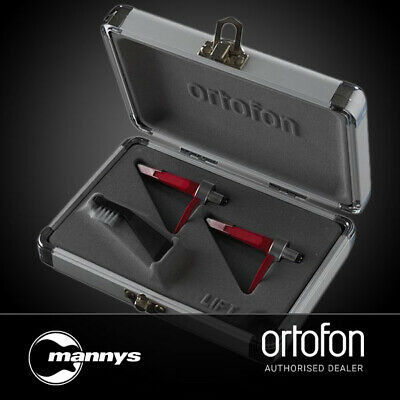 Ortofon Concorde Digitrack Cartridges - Red (Twin)