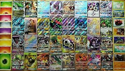 LOTTO 20 CARTE POKEMON con EX GX FULL ART ITALIANA GARANTITA! (NO 20 EX/GX)