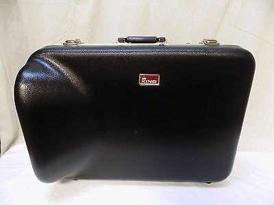 Used King 3/4 Baritone Case - Fits King 623 Student Baritone