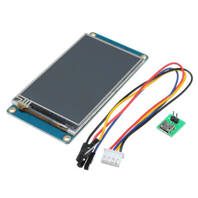 32 Inch Nextion Hmi Intelligent Smart Usart Uart Serial Touch Tft Lcd Screen