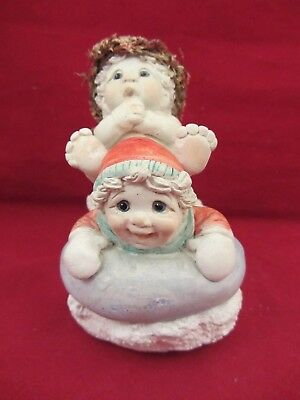 """Dreamsicles  ,  Figurine   - """" A Wing and a Prayer """"  1995  (218DR1)  DC410"""