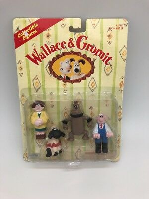 Vintage 1989 - Wallace And Gromit Wallace And Wendolene