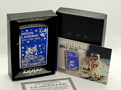 special limited edition zippo Moon Landing July 20, 1969 Space *out of market*