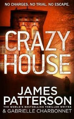 NEW Crazy House By James Patterson Paperback Free Shipping